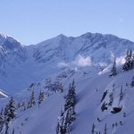 Puff Daddy in Rogers Pass