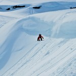 Splitboarding in Norway